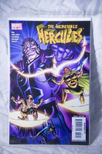 The Incredible Hercules Marvel Comic Book Issue #130