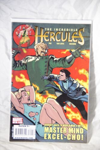 The Incredible Hercules Marvel Comic Book Issue #135 Master Mind Excel-Cho!