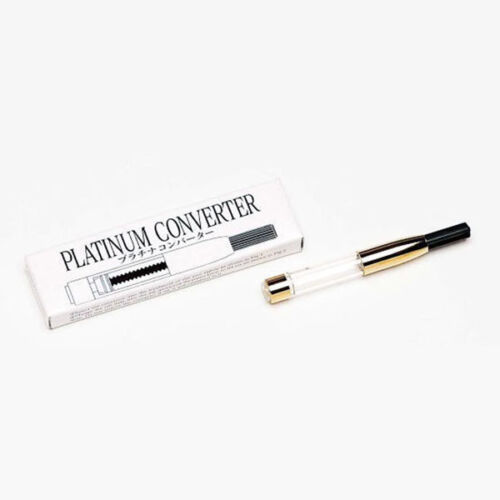 Platinum Fountain Pen Converter - Compatible with Preppy and #3776 Fountain Pen
