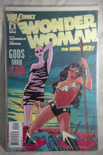 DC Comics Wonder Woman (The New 52) Issue #2