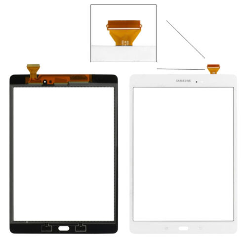 "SAMSUNG GALAXY TAB A SM-T550 T555 9.7"" TOUCH SCREEN DIGITIZER GLASS LENS WHITE"