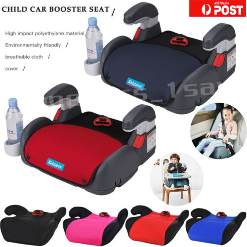 Car Booster Seat Chair Cushion Pad For Toddler Children Kids Sturdy 3-12 Years <br/> 3 Years Guarantee~~!  AU STOCK & FAST SHIPPING