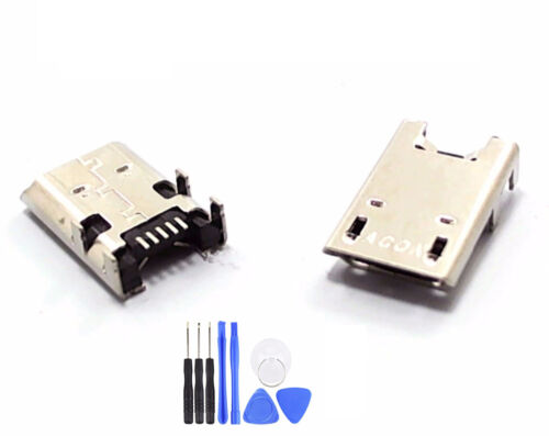 "ASUS TRANSFORMER BOOK T100 T100TA 10.1"" USB CHARGING PORT CONNECTOR REPLACEMENT"