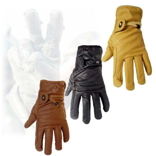 39523c720e3 Australian Outback Leather Gloves comfortable no lining genuine cow leather