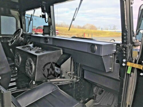Compact Custom Air Conditioning & Heat System For Humvee  M998 A/C Kit m1123