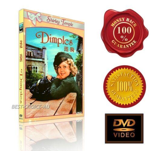 Dimples (1936) - Shirley Temple, Frank Morgan - DVD NEW