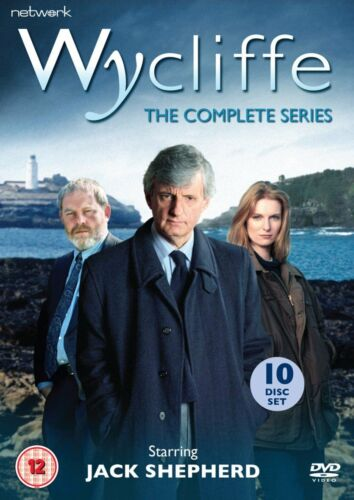 Wycliffe - The Complete Collection DVD 10-Disc Set R4 New Sealed