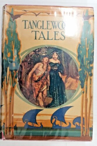 Tanglewood Tales By Nathaniel Hawthorne (Hardcover, 19??)