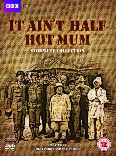 It Ain't Half Hot Mum Complete Collection Seires 1+2+3+4+5+6+7+8 DVD Box Set R4