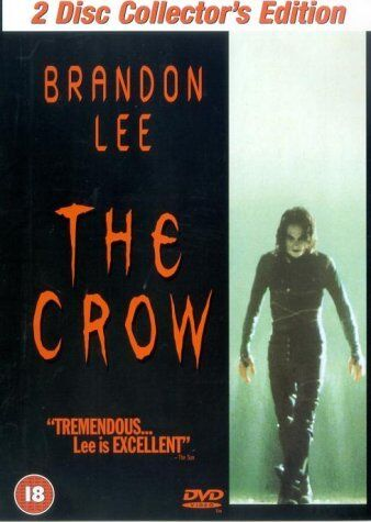The Crow  Special Edition [DVD] [1994]