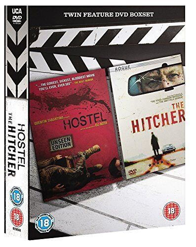 Double Hostel  The Hitcher [DVD]