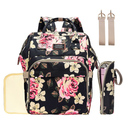Mummy Maternity Diaper Bag Backpack Large Baby Nappy bags for Mom Daddy