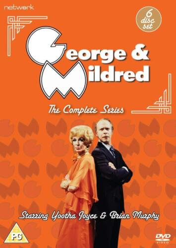 George And Mildred The Complete Collection DVD Box Set New & Sealed 6 discs
