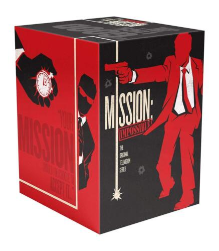 Mission: Impossible: The Original Television Series DVD Box Set New Sealed