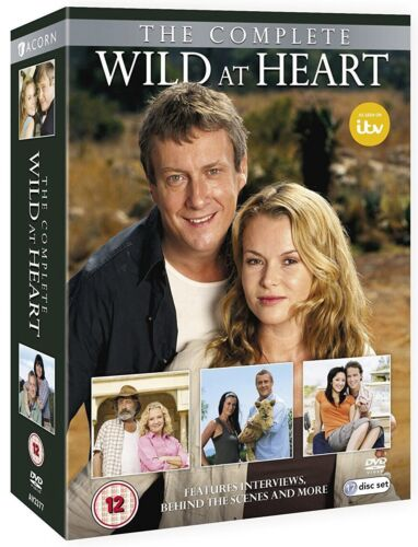 Wild at Heart Series 1, 2, 3, 4, 5, 6, 7 & 8 Complete DVD Box Set R4 Clearance