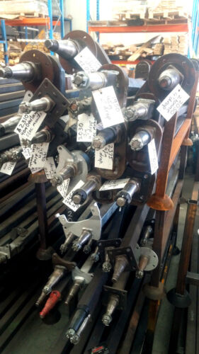 Engineered Drop Axles, Clearance, Factory Stock,