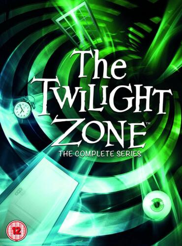 The Twilight Zone: The Complete Series DVD Box Set R4 New & Sealed