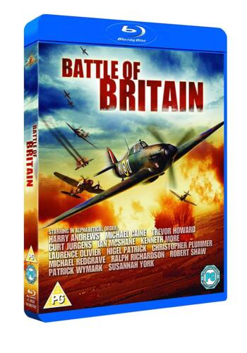 Battle of Britain blu ray RB New & Sealed
