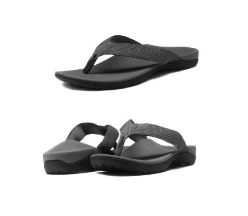 64dd507d1 AXIGN Orthotic Arch Support Thongs Flip Flops Sandals with Strap Size 6-12