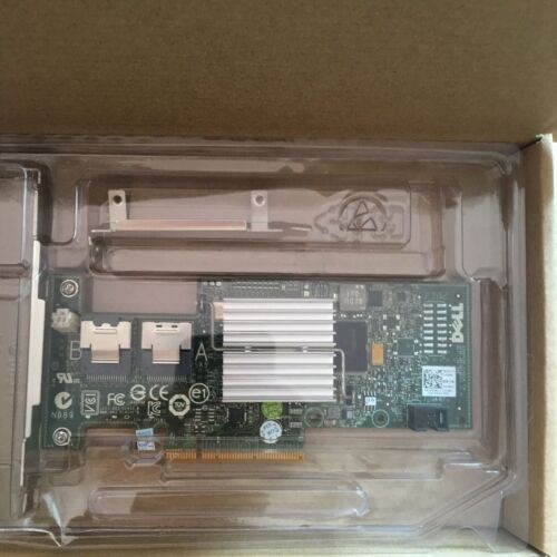 Dell PERC H200 Adapter 8Port 6Gb/s SAS SATA Controller Card From AU seller