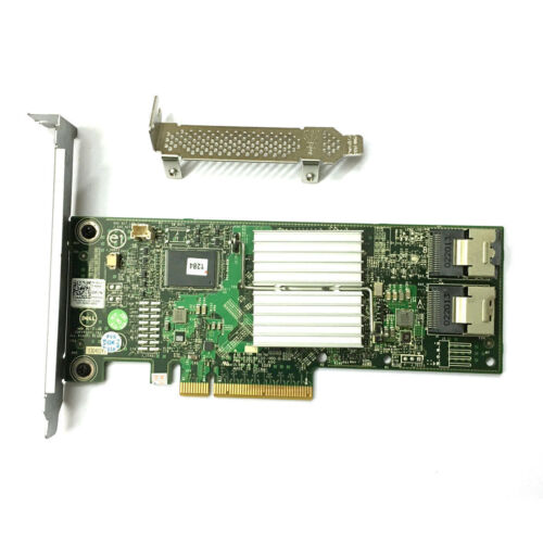 New Dell PERC H310 8-Port 6Gb/s SAS Adapter RAID Controller HV52W From AU seller