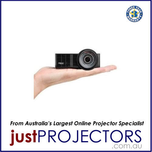 Optoma ML750ST HD 800 Lumen LED Projector. Genuine Optoma 3yr Aussie Warranty