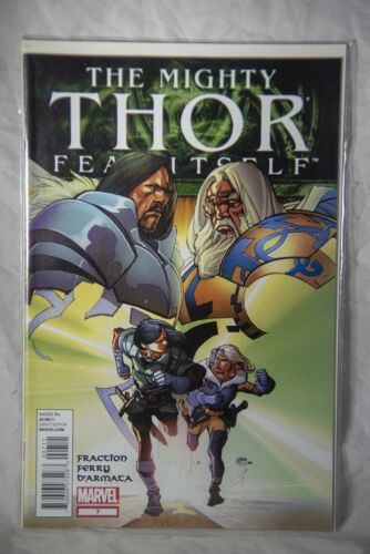 Marvel Comic The Mighty Thor Issue #7 - Fear Itself