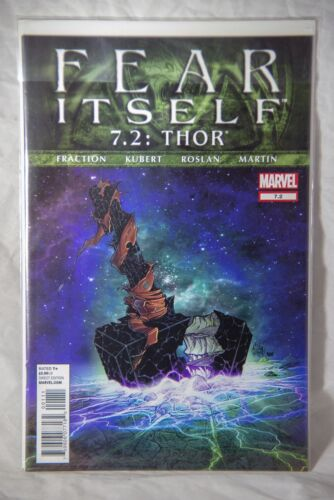 Marvel Comic The Mighty Thor Issue #7.2 - Fear Itself