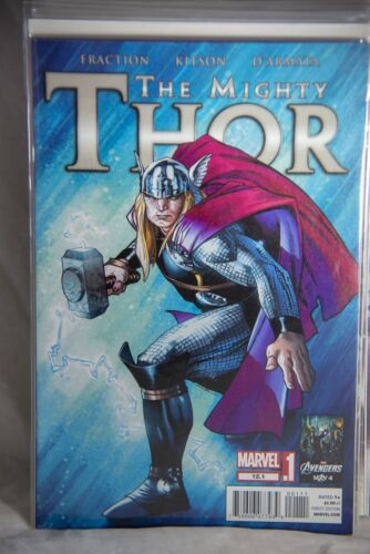 Marvel Comic The Mighty Thor Shattered Heroes Issue #12.1