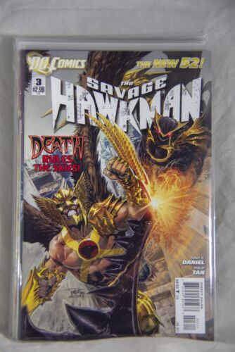 DC Comic The Savage Hawkman (The New 52) Issue #3