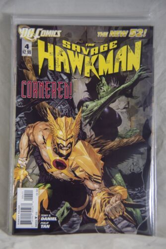 DC Comic The Savage Hawkman (The New 52) Issue #4