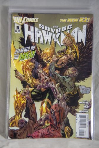 DC Comic The Savage Hawkman (The New 52) Issue #5