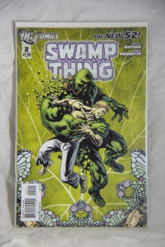 DC Comic Swamp Thing (The New 52) Issue #2