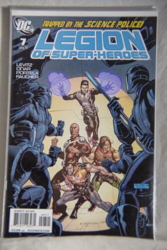 DC Comic Legion of Super-Heroes Issue #7