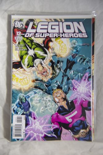 DC Comic Legion of Super-Heroes Issue #12