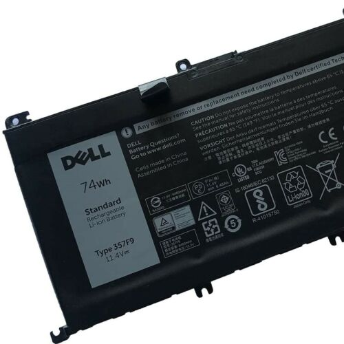 """357F9 Battery For Dell Inspiron 15"""" 7000 7559 7566 7567 7557 INS15PD-1548R 71JF4"""