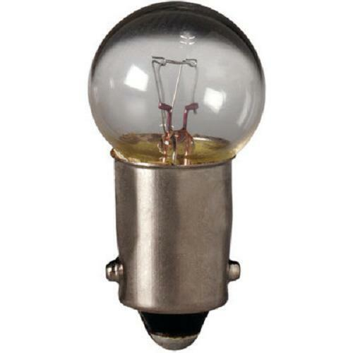 Top Holiday Gifts 10 #455 Pinball Machine Eiko Clear Miniature Flasher Light Bulbs Lamps New!