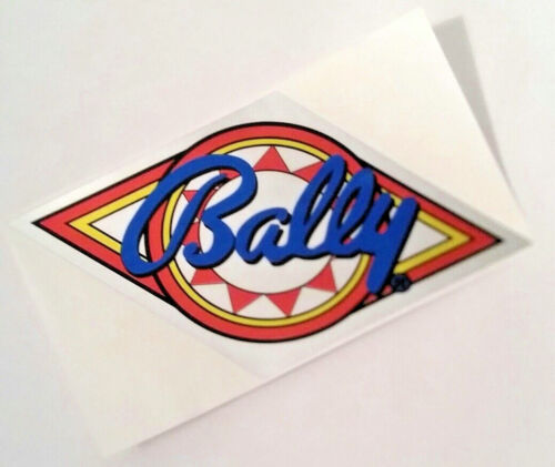 Top Holiday Gifts Bally Kiss Flash Gordon Lost World Evel Knievel Pinball Machine Coin Door Decal