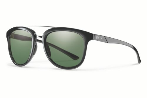Occhiali da sole Sunglasses SMITH CLAYTON/N D28 L7 BLACK POLARIZZATO CHROMAPOP