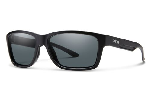 Occhiali da sole Sunglasses SMITH HARBOUR 003 IR MATTE BLACK SIZE 58