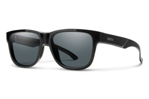 Occhiali da sole Sunglasses SMITH LOWDOWN SLIM 2 807 M9 BLACK POLARIZED SIZE 53