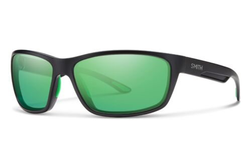 Occhiali da sole Sunglasses SMITH JOURNEY 003 Z9 NERO OPACO MIRROR GREEN SIZE 64