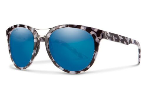 Occhiali da sole Sunglasses SMITH BRIDGETOWN JBW OP BLU HAVANA CHROMAPOP SIZE 54