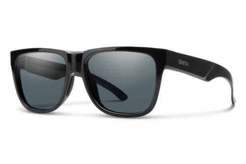 Occhiali da sole Sunglasses SMITH LOWDOWN 2 807 M9 NERO POLARIZZATO SIZE 55