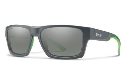 Occhiali da sole Sunglasses SMITH OUTLIER 2 FRE XB GRIGIO CHROMAPOP SIZE 57