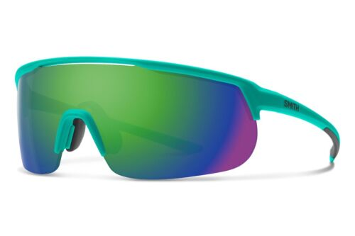 Occhiali da sole Sunglasses SMITH TRACKSTAND DLD VERDE CHROMAPOP BONUS LENSES