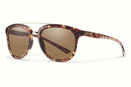 Occhiali da sole Sunglasses SMITH CLAYTON/N SU3 L5 HAVANA POLARIZZATO CHROMAPOP