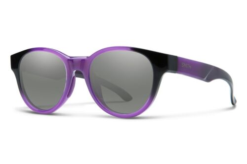 Occhiali da sole Sunglasses SMITH SNARE 2JK TE VIOLA NERO SIZE 51 MIRROR VIOLET
