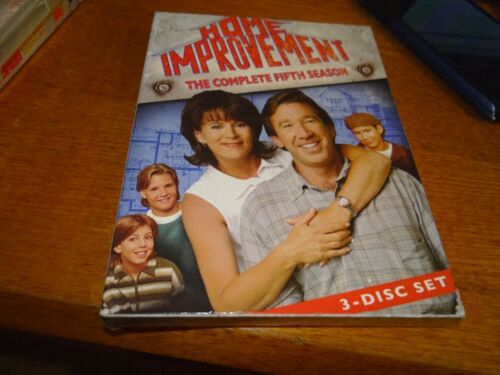 HOME IMPROVEMENT THE COMPLETE FIFTH SEASON 5 DVD