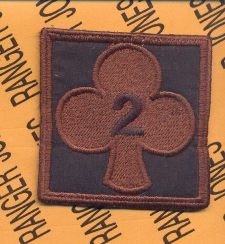 2nd Bn 327th Infantry 1st Bde 101st Airborne HCI Helmet Cover patch AOther Militaria - 135
